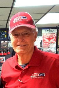 Photo of Keith Williams, AMSOIL Dealer
